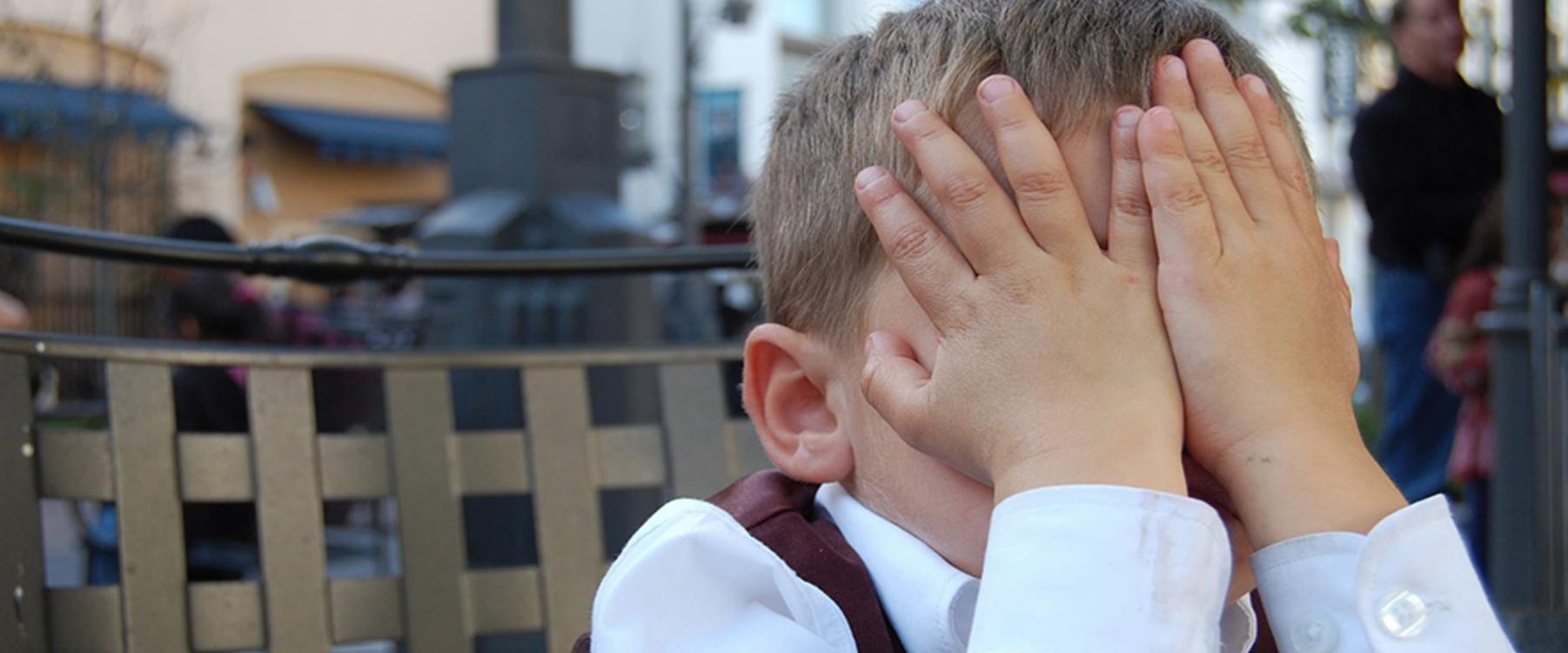 10 segnali che ti fanno capire che il tuo bambino è stanco