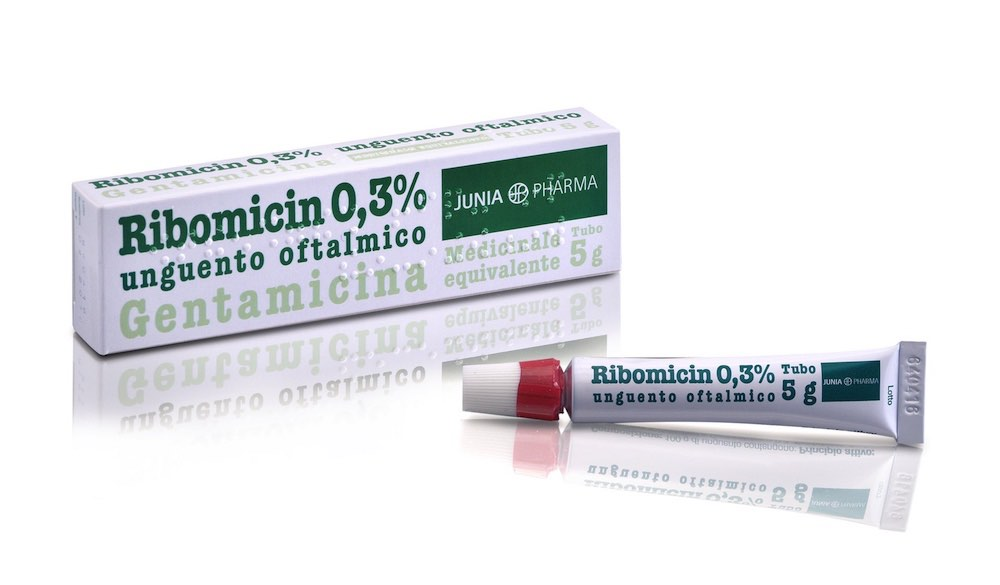 Ribomicin Ointment