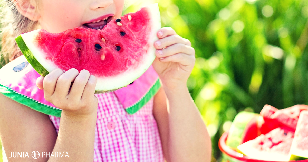 Follow proper nutrition as children to become healthier adults