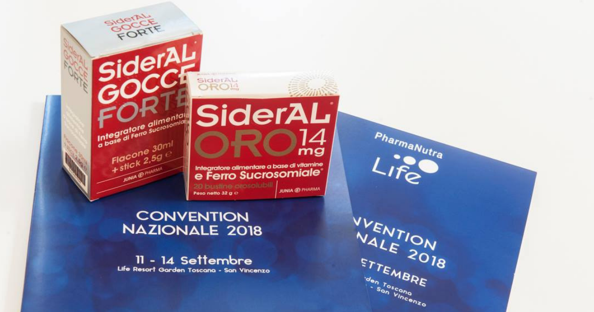 SiderAL® expands its range to cover the need for iron from birth to adulthood