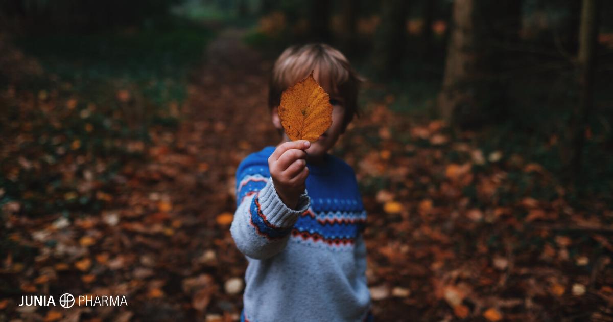 mal d'autunno nei bambini come riconoscere i sintomi e affrontarlo