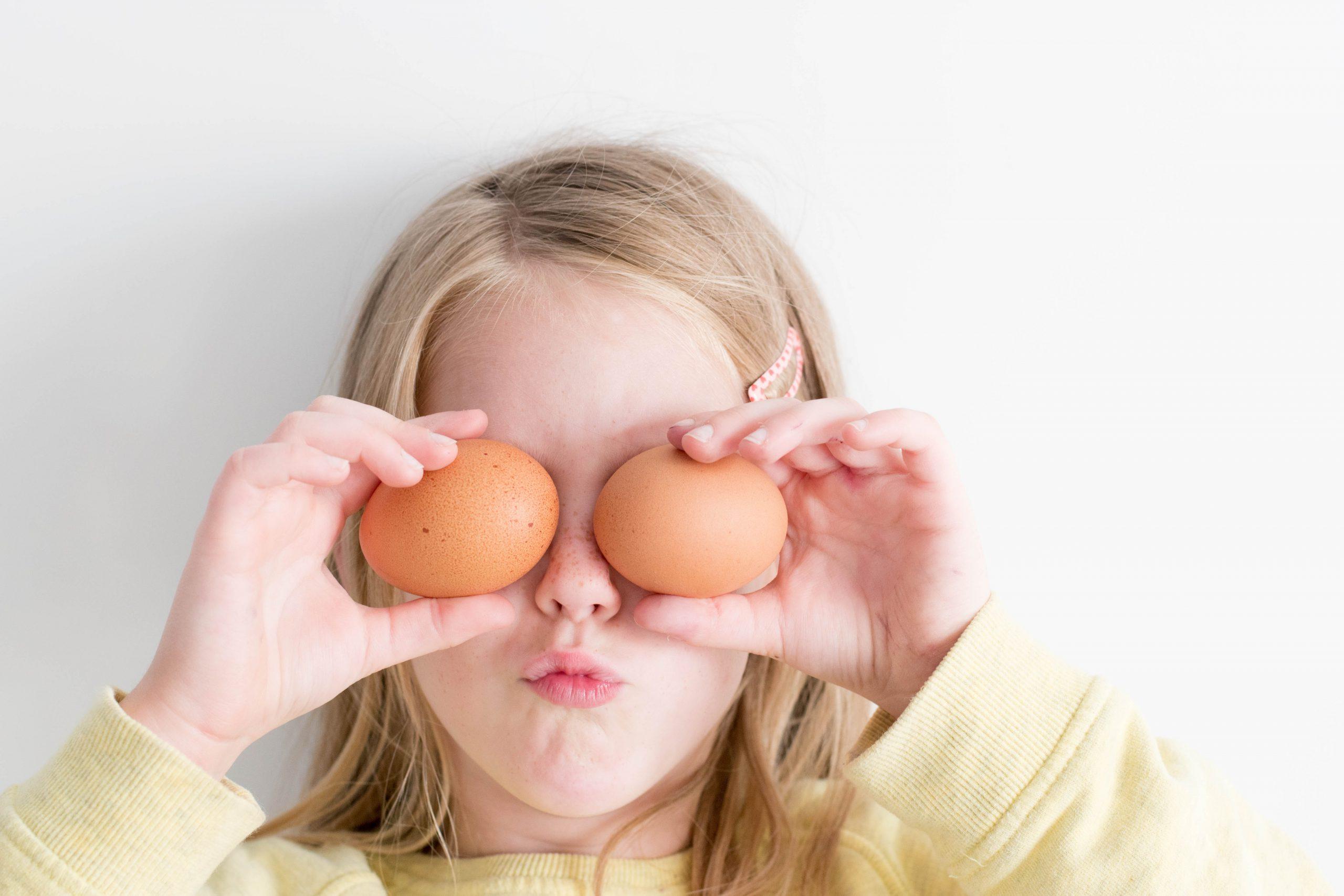 Bambina - uova